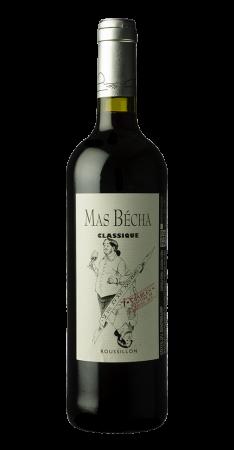 Mas Bécha - Cuvée Classique Côtes du Roussillon Rouge 2018