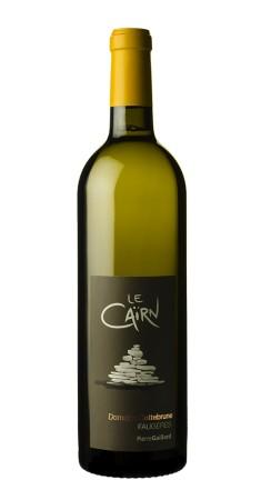 Domaine Cottebrune - le Cairn Faugères Blanc 2018