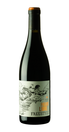 Domaine Gayda - Freestyle rouge IGP Pays d'Oc Rouge 2017