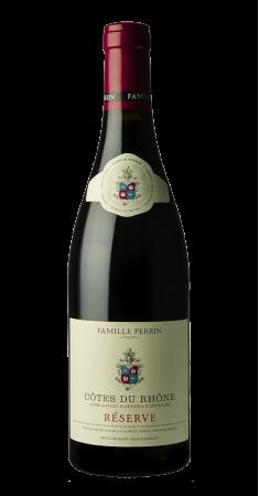 """Perrin """"Réserve"""" Côtes du Rhône rouge Côtes du Rhône Rouge 2017"""