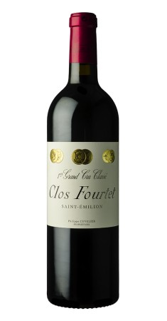Clos Fourtet Saint-Emilion Grand Cru Rouge 2012