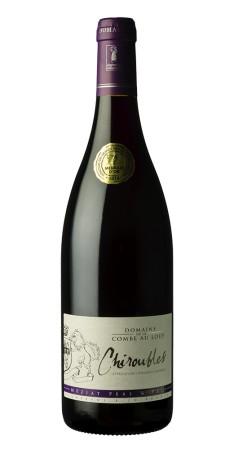 Beaujolais Chiroubles - La Combe au Loup Chiroubles Rouge 2016