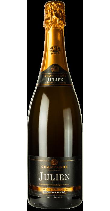 Champagne Julien Brut 1er Cru