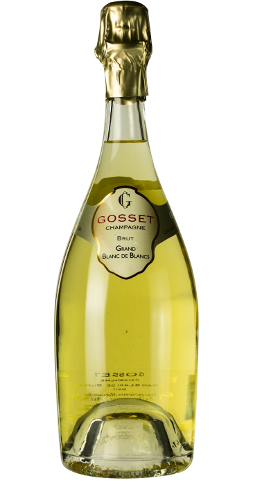 "Champagne Gosset ""Grand Blanc de Blancs"""