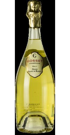 """Champagne Gosset """"Grand Blanc de Blancs"""" Champagne Blanc de Blancs Blanc"""