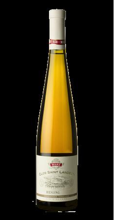 Riesling - Clos Saint Landelin vendanges tardives - Muré Alsace Blanc doux 2011