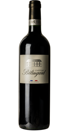 "Château Belingard ""Tradition"" rouge  Rouge 2016"