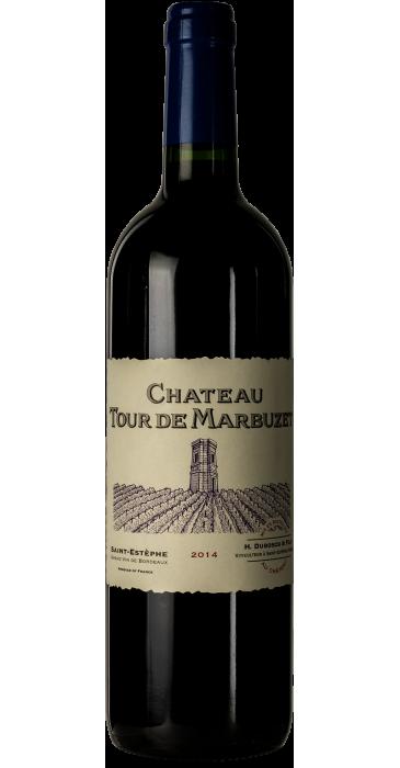 Château Tour de Marbuzet- 2nd Vin