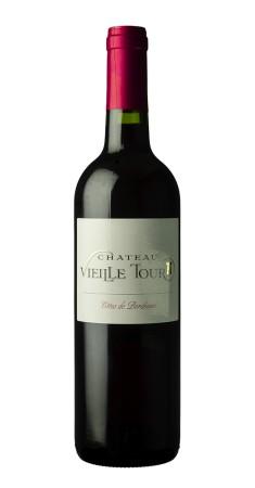Château Vieille Tour Bordeaux Rouge 2017