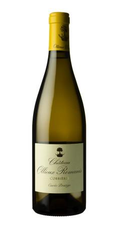 Château Ollieux Romanis - Prestige blanc Corbières Blanc 2018