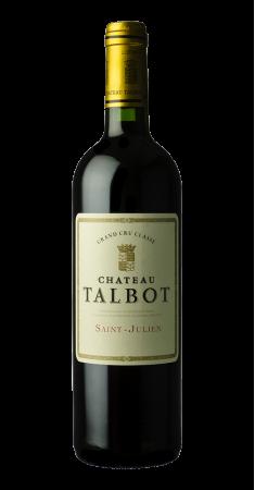 Château Talbot Saint-Julien Rouge 2010
