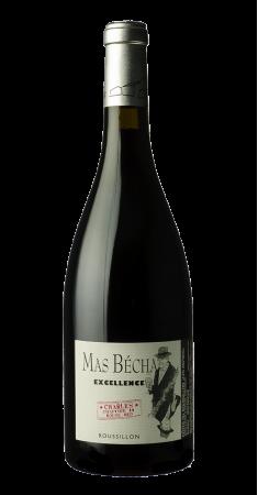 Mas Bécha - Excellence Côtes du Roussillon Rouge 2017