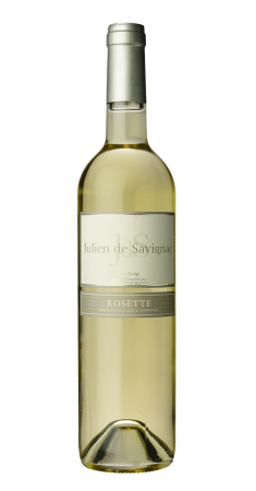 Julien de Savignac Rosette Rosette Blanc doux 2019