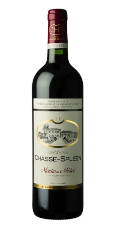 Château Chasse Spleen Moulis Rouge 2015