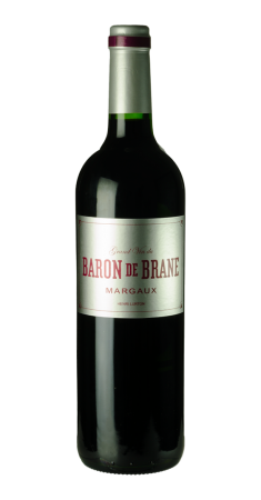 Baron de Brane - 2nd Vin Margaux Rouge 2012