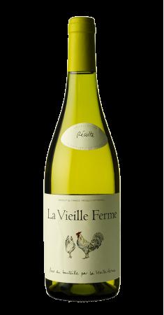 """Perrin """"Vieille Ferme"""" blanc Luberon Blanc 2018"""