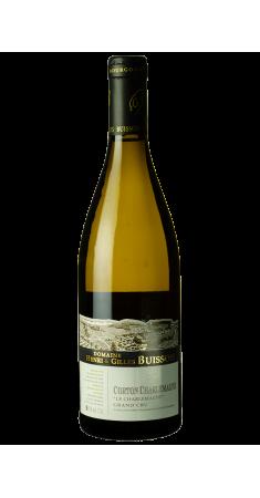Domaine Buisson - Corton Charlemagne Corton Charlemagne (Côte de Beaune) Blanc 2016