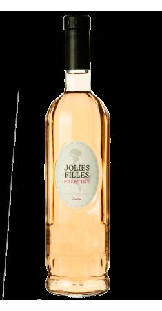 Les Jolies Filles - Côtes de Provence Rosé Côtes de Provence Rosé 2019