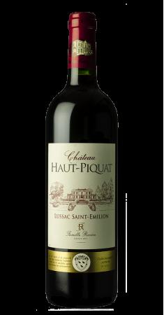 Château Haut Piquat Lussac Saint-Emilion Rouge 2016