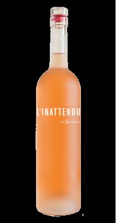 L'inattendu de Savignac Bergerac Rosé 2019
