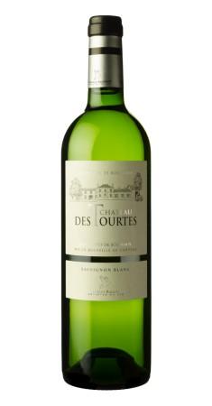 Château des Tourtes blanc Côtes de Blaye Blanc 2019