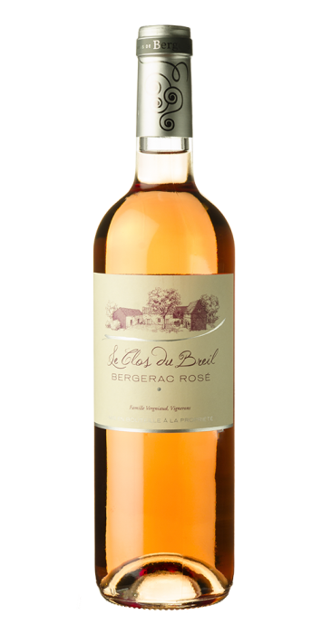 Clos du Breil rosé demi-sec
