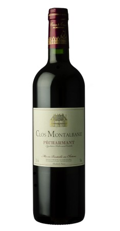 Clos Montalbanie Pécharmant Rouge 2018