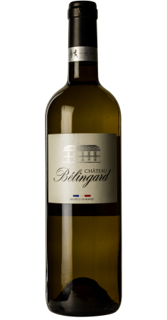 "Château Belingard ""Tradition"" blanc  Blanc 2019"