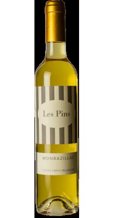 """Château Tirecul La Gravière """"Les Pins"""" 50cl Monbazillac Blanc doux 2018"""