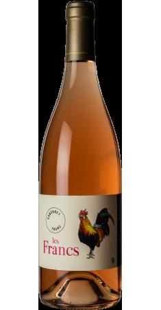 """Château des Eyssards """"Les Francs rosé"""" Bergerac Rosé 2018"""