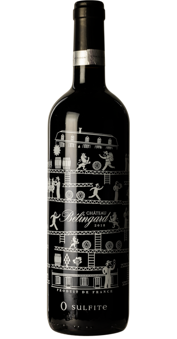 "Château Belingard ""0 Sulfites"" rouge"