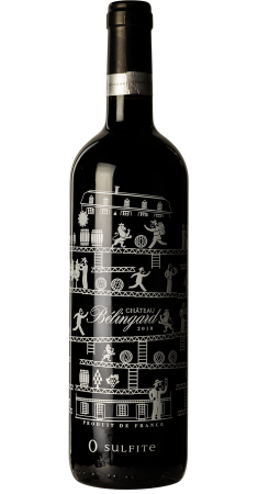 "Château Belingard ""0 Sulfites"" rouge Bergerac Rouge 2018"