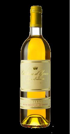 Château Yquem Sauternes Blanc doux 2000
