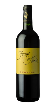 Fugue de Nénin - 2nd vin Pomerol Rouge 2014
