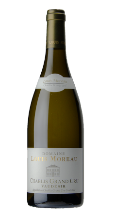Chablis - Dom Louis Moreau - Vaudésir Chablis Grand Cru Blanc 2014