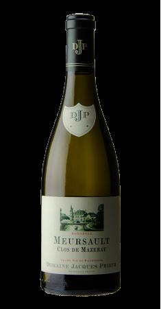 Domaine Prieur - Meursault Clos de Mazeray Meursault (Côte de Beaune) Blanc 2017