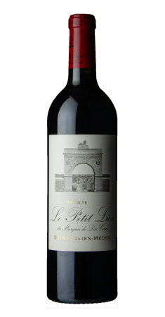 Le Petit Lion du Marquis de las Cases - 2nd vin Saint-Julien Rouge 2012
