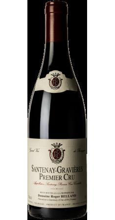Santenay rouge - Les Gravières - Roger Belland Santenay (Côte de Beaune) Rouge 2014
