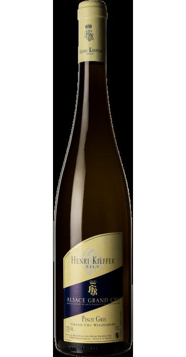 Pinot Gris Winzenberg - Dom Kieffer
