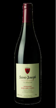 Bernard Gripa - Saint Joseph - Le Berceau Saint-Joseph Rouge 2017
