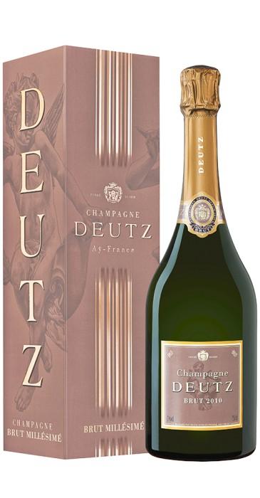 Champagne Deutz brut Millesimé