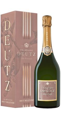 Champagne Deutz brut Millesimé Champagne Millésimé Blanc