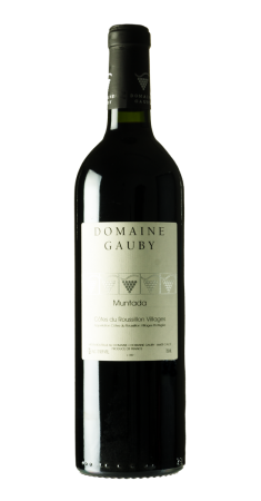 Domaine Gauby - Muntada IGP Côtes Catalanes Rouge 2015
