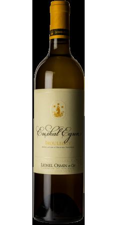 Dom Euskal Egun blanc Irouleguy Blanc 2015