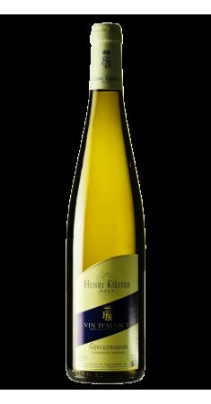 Gewurztraminer - Vendanges Tardives Dom Kieffet Alsace Blanc doux 2015