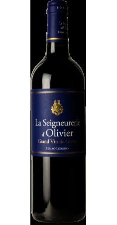 La Seigneurie d'Olivier - 2nd Vin Pessac-Léognan Rouge 2014