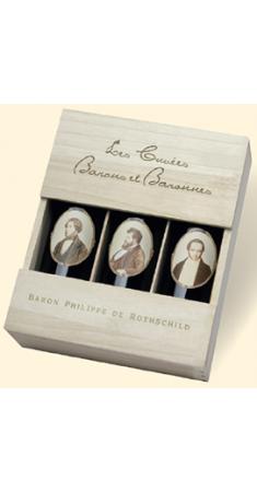 LES BARONS BARONNES DE ROTHSCHILD