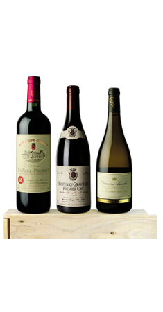 LE TRIO DES CRUS CLASSES