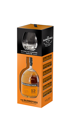 COFFRET GLENROTHES 12 ANS