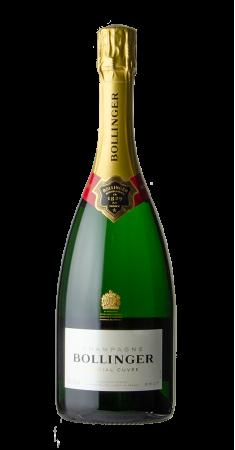 Champagne Bollinger Brut - Spécial Cuvée Champagne Brut Blanc